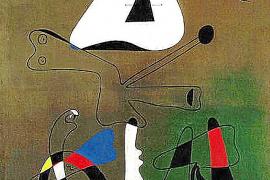 La obra de Joan Miró abre al alza las primeras subastas del año en Londres