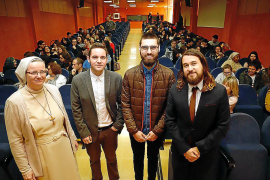 Carrió y Bover, los ganadores del Premio Goya, 'regresan' al CESAG