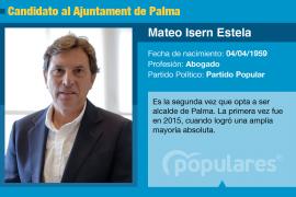 Mateo Isern: la segunda oportunidad del gestor de la política