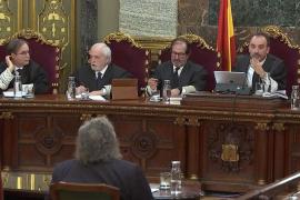 Marchena amonesta a Tardà y le pide que no haga «valoraciones políticas»