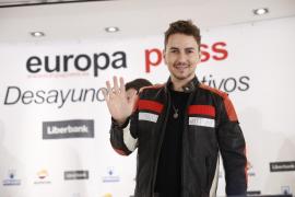 Lorenzo: «Pocos mallorquines llegaron antes que yo para ganar o hacer podios»