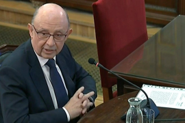 Montoro dice que la Generalitat pudo defraudar pese al control financiero