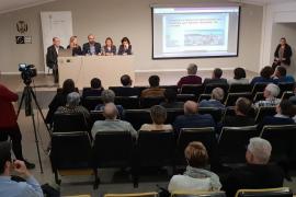 El nuevo Hospital de Felanitx tendrá 100 habitaciones para pacientes crónicos