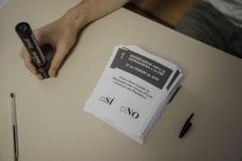 La república gana el referéndum de la UIB con el 91 % de los votos