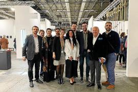 Entusiasmo de las galerías mallorquinas en un ARCO muy internacional