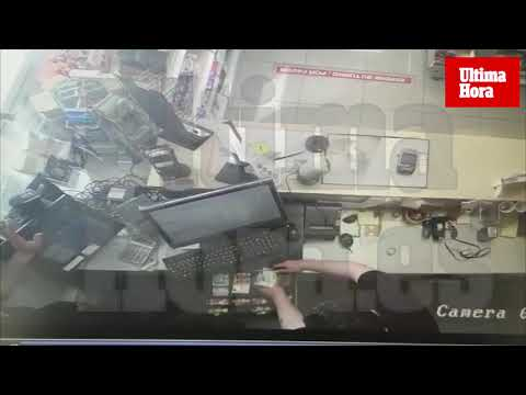 Un toxicómano armado atraca dos gasolineras en Manacor y Port d'Alcúdia