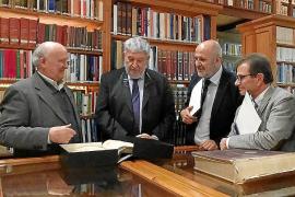 Los 'coritos' cederán al Consell y a la UIB el uso de la biblioteca de La Real