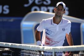 Djokovic y Murray avanzan sin titubear y Ferrer pasó por apuros Sergio Morro