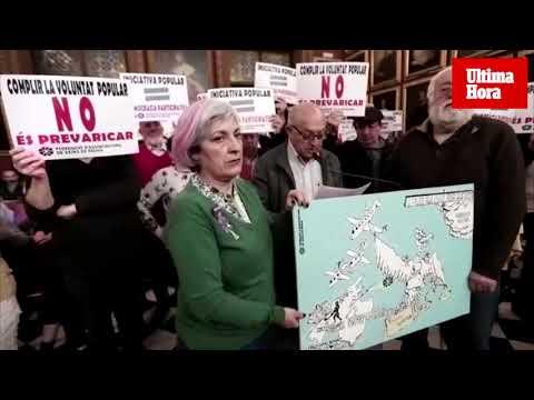 Apoyo de la Federación de Vecinos a Noguera por la prohibición del alquiler turístico