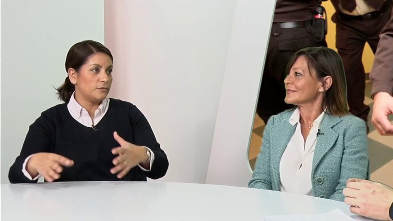 María José: «Tengo más de 50 años, pero he cumplido mi sueño de ser vigilante»