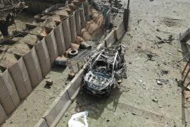 El soldado español que frustró un ataque en Malí: «Fue muy rápido, vi el vehículo en la puerta y respondí»