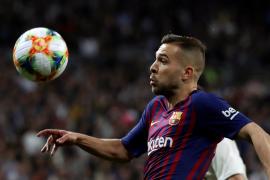 Jordi Alba renueva con el Barcelona hasta 2024