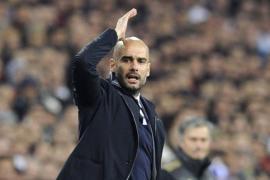 Guardiola: «Venir tantas veces  al Bernabéu y no perder no es normal»