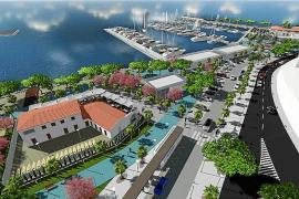 Autoritat Portuària da carpetazo a la polémica reforma de la primera línea del puerto de Alcúdia