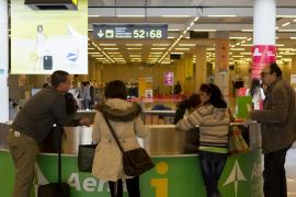 Crece un 18,8 % el número de turistas extranjeros llegados a Baleares en enero