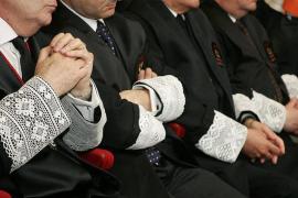 Jueces de Madrid asumen parte de los 2.000 casos pendientes en contenciosos de Palma