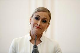 Cristina Cifuentes solicita su «baja temporal de la militancia» en el PP