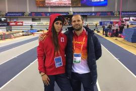 Jerez y Contreras, eliminados en el Europeo de atletismo