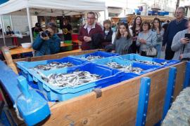 La Feria del Gerret de Santa Eulària, en imágenes.