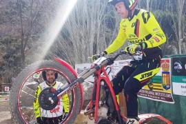Marc Horrach lidera el Campeonato de España de Trial