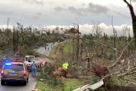 Más de 20 muertos tras el paso de una cadena de tornados por Alabama