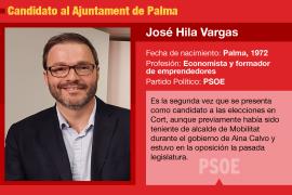 José Hila, un político con manual de resistencia