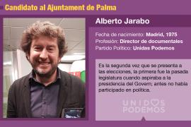 Alberto Jarabo, el director de documentales que quiere ser alcalde de Palma