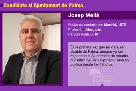 Josep Melià, el aspirante a Cort que lleva la política en los genes