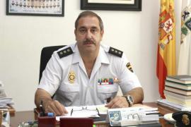 El Gobierno destituye a Campaner al frente de la Policía Nacional en Balears
