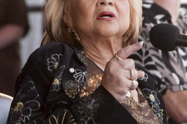 La leyenda del blues Etta James muere a los 73 años