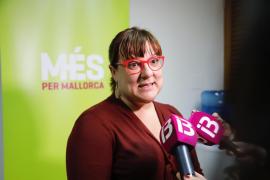 Bel Busquets: «La gente de Més siempre ha sido un ejemplo de honestidad»