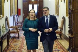 Ana Pastor critica el uso partidista de la Diputación Permanente: «Ningún Gobierno puede ir dopado»