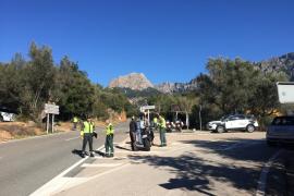 En marcha la campaña para controlar el ruido de motocicletas en la Serra de Tramuntana