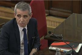 El ex letrado mayor del Parlament contradice a Forcadell