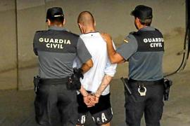 Un año y ocho meses de cárcel por dar una brutal paliza a su novia en Son Servera