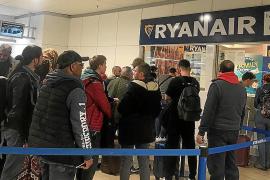 Mallorquines atrapados en Rabat por un fallo técnico en un avión de Ryanair