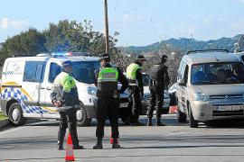 La Policía Local de Calvià intensifica los controles de vehículos