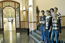 El colegio Ramon Llull de Barcelona, más de 80 años de relación con Mallorca
