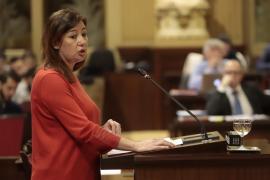 Armengol: «Las Islas nunca más volverán a ser discriminadas en los presupuestos»