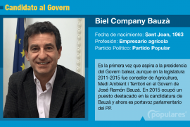 Biel Company, a la espera de meter el gol de su vida