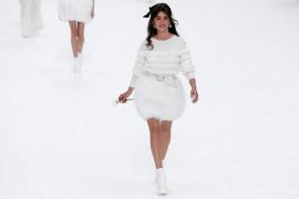 Penélope Cruz, en el último adiós de Chanel a Karl Lagerfeld