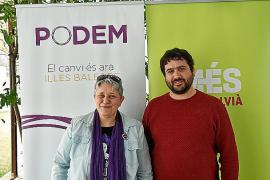 Més y Podemos en Calvià