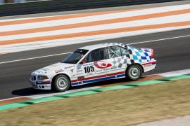 Albert Coll suma sus primeros puntos en el Trofeo V-Line Emotions