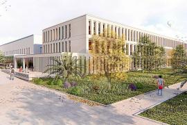 El nuevo edificio de la UIB acogerá los dos primeros cursos de Medicina