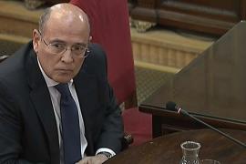 El coronel de la Guardia Civil Diego Pérez de los Cobos, coordinador del dispositivo policial para el 1-O, declara en el Suprem