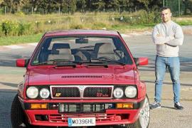 Lancia Delta HP Integrale, pura velocidad