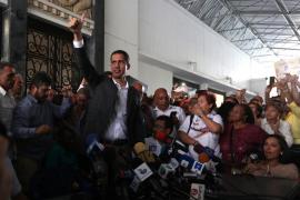 Guaidó anuncia un paro escalonado en la administración pública de Venezuela