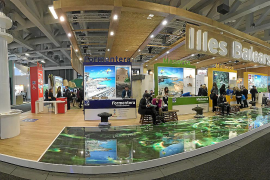 Baleares acude a la ITB para paliar la caída del turismo alemán en verano