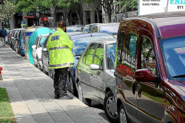 El servicio de la ORA recaudó el año pasado hasta 30.670 euros cada día en Palma