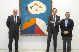 El Reina Sofía de Madrid finaliza la restauración de una obra de Miró